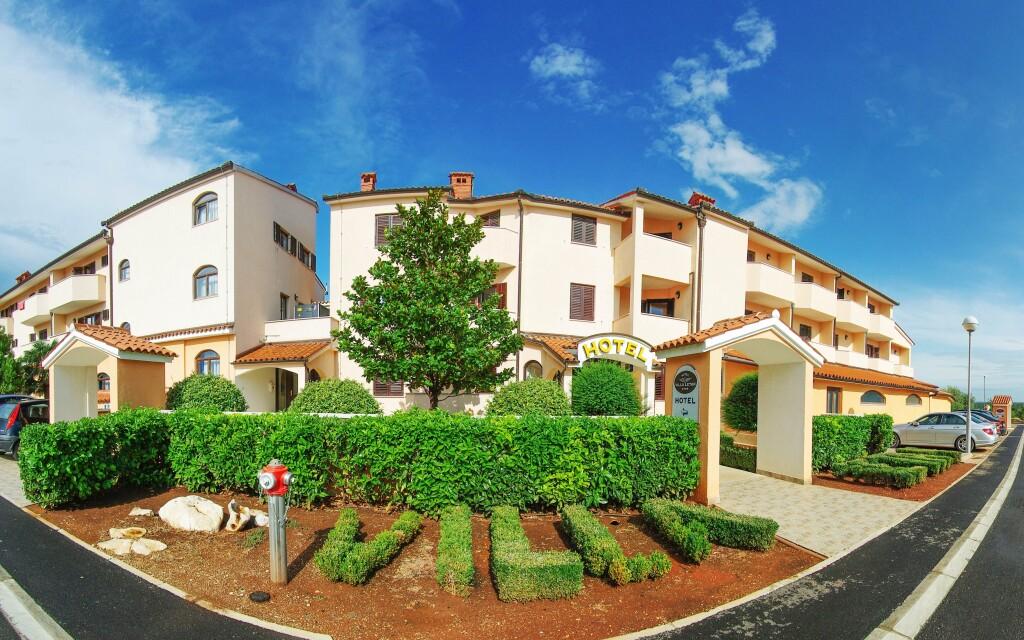 Hotel Villa Letan ****, Vodnjan, Istrie, Chorvátsko