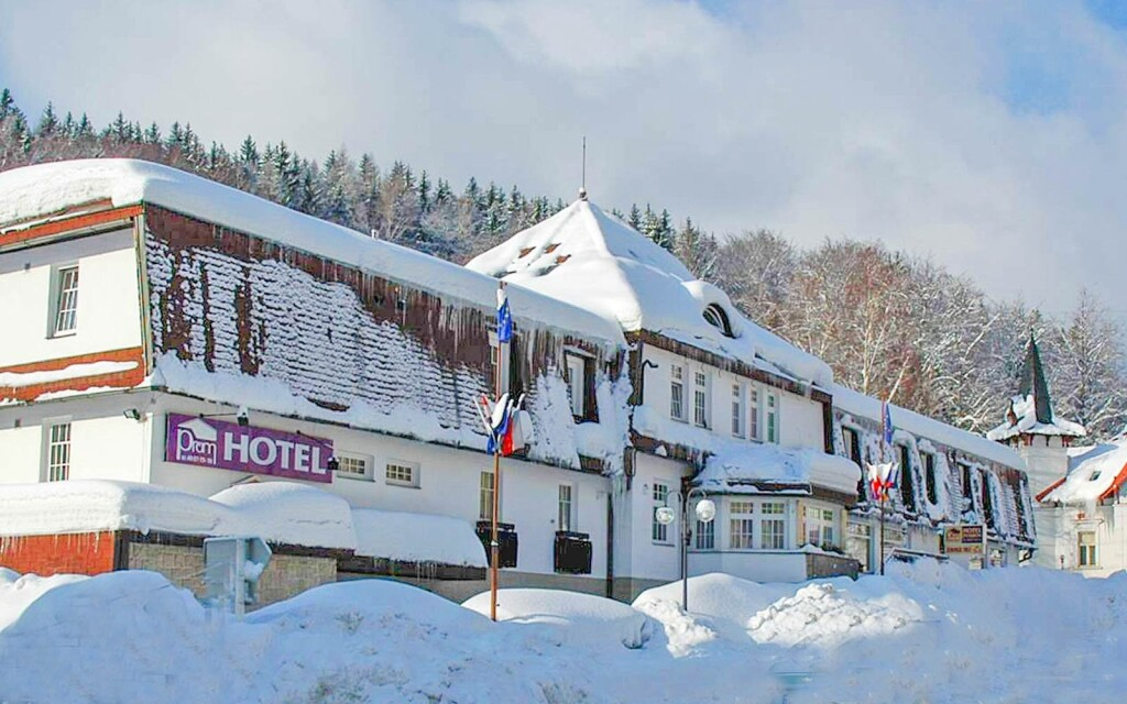 Hotel Prom ***, Svoboda nad Úpou, Krkonoše