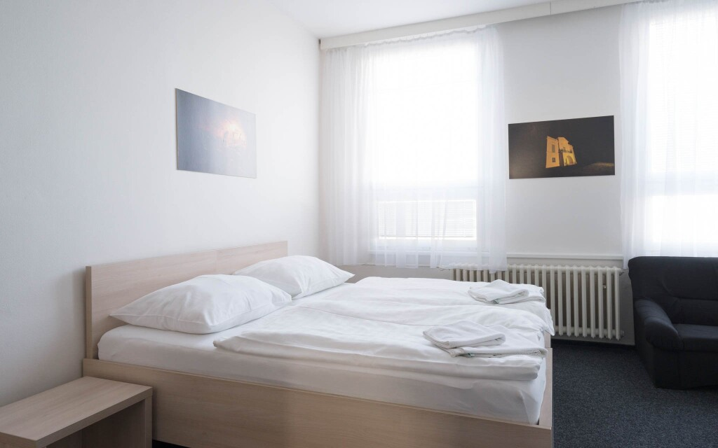 Krásné pokoje, Pension Mlýn, Velké Bílovice, jižní Morava
