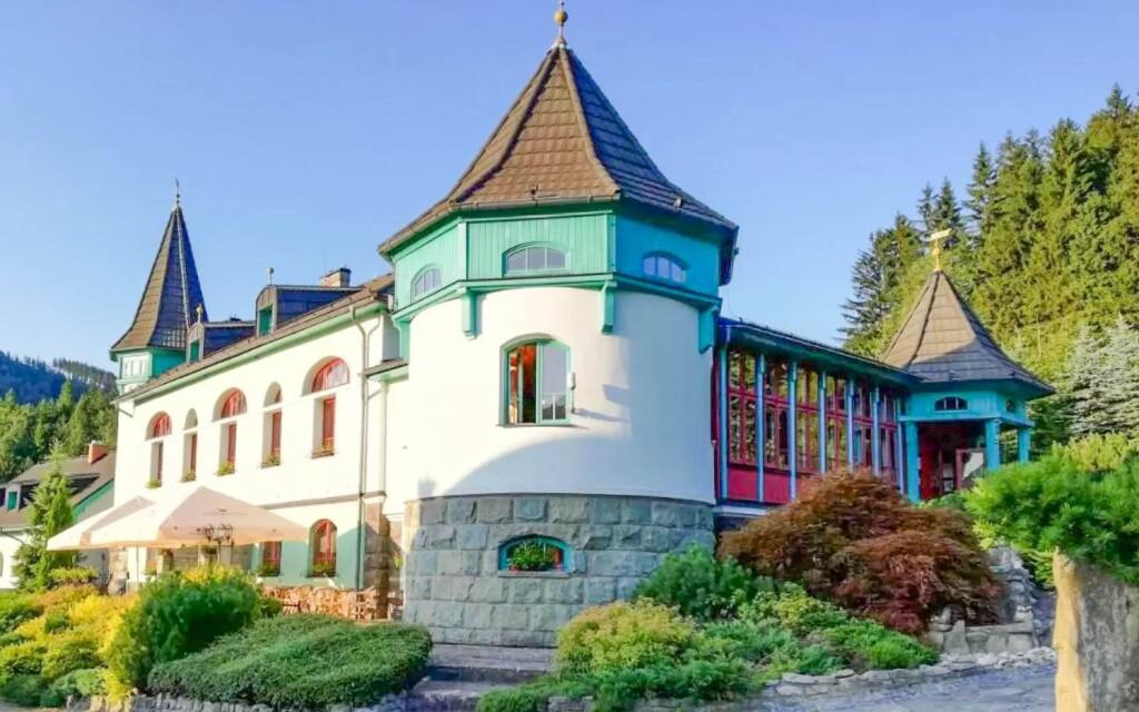 Hotel Zlatý Orel Ostravice ****, Beskydy