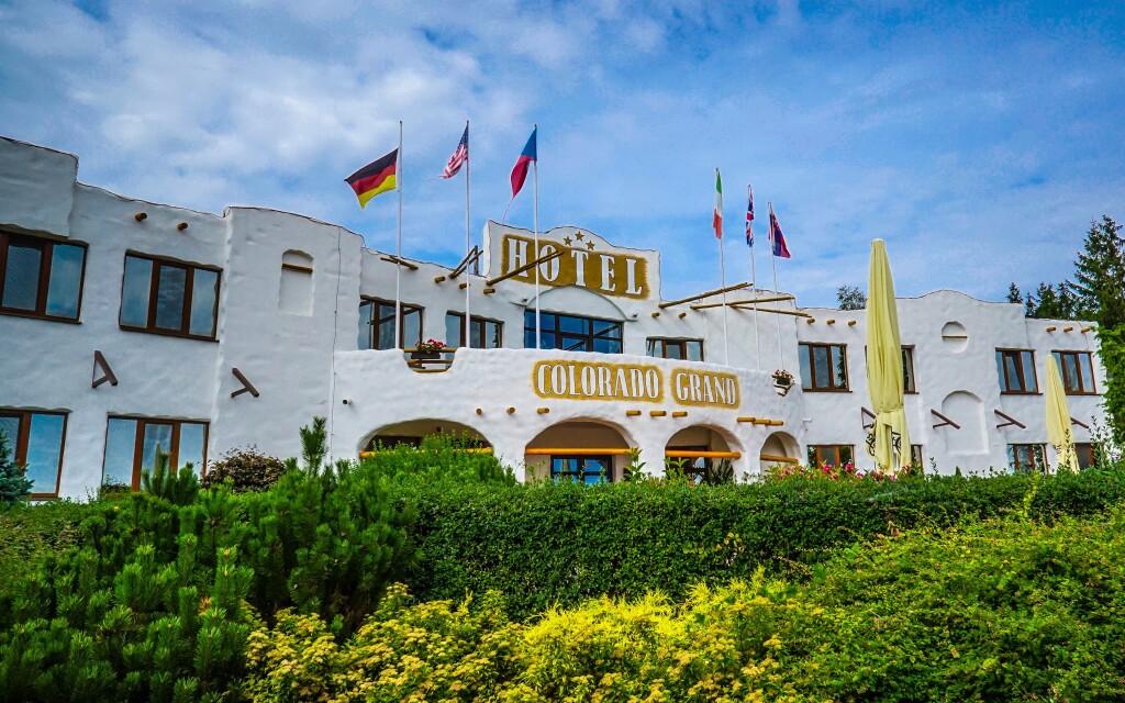 Western Hotel Šiklův mlýn, hotelový resort Šikland Vysočina