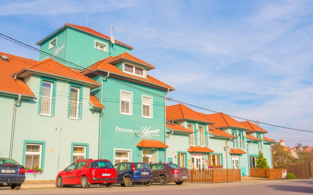 Penzion Lihovar Rouchovany, Vysočina