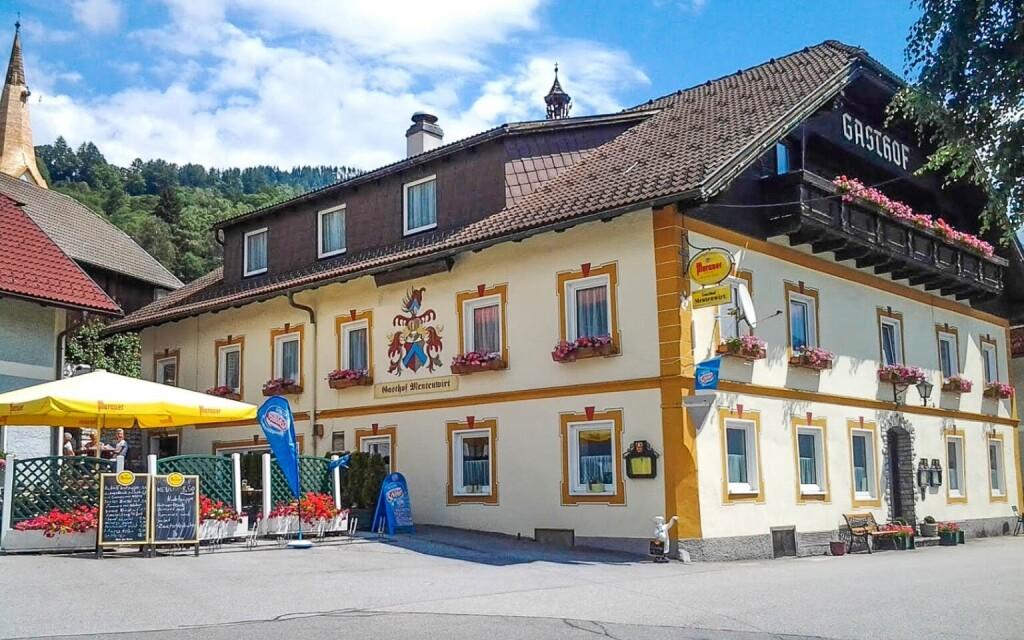 Gasthof Mentenwirt Panzió, Alacsony-Tauern, Ausztria
