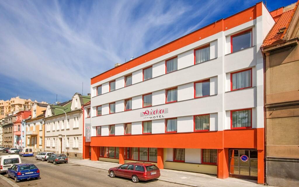 Hotel Aida ****, Praha