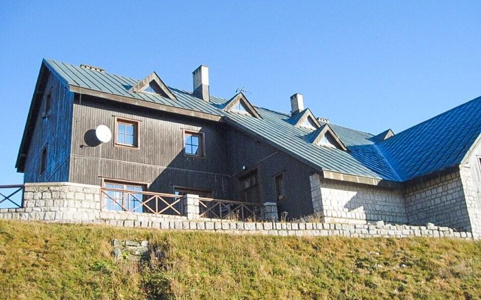 Horská chata Malá Rennerovka, Strážné, NP Krkonoše