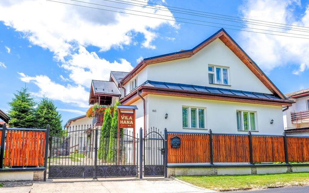Vila Hana, Vysoké Tatry
