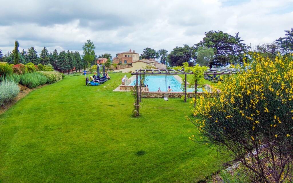 Vonkajší bazén, záhrada, Cignella Wine Resort, Taliansko