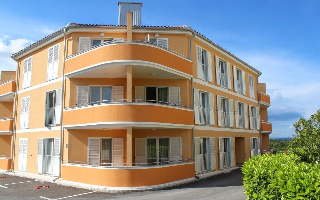 Budova Premantura Dom Apartments len 50 m od mora Chorvátsko