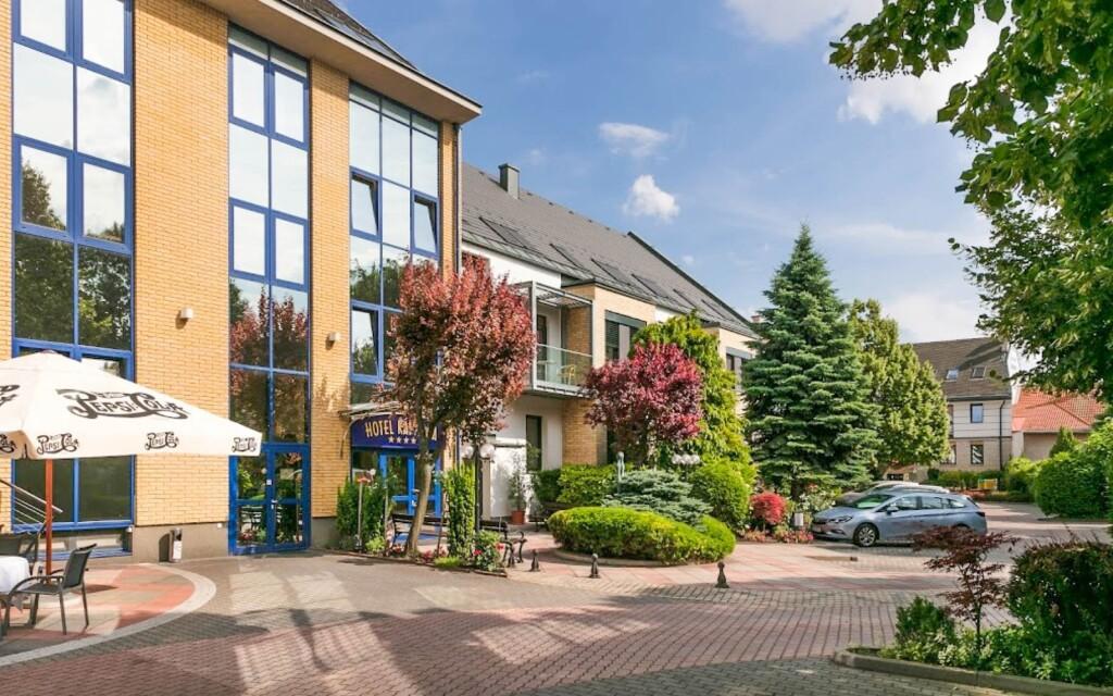 Hotel Kálvária **** blízko kúpeľov Györ, Maďarsko