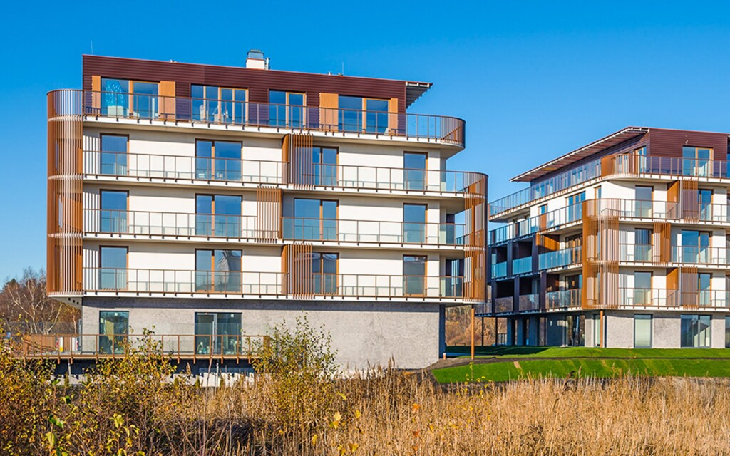 Apartmán, Sun & Snow Resorts Kołobrzeg ****