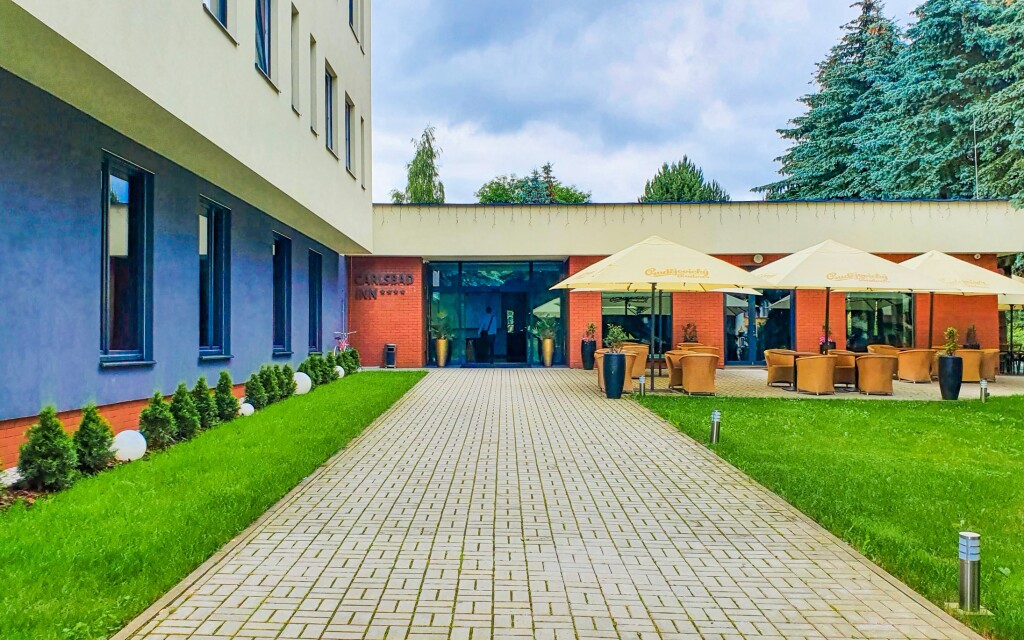 Parkhotel Carlsbad Inn ****, Karlovy Vary