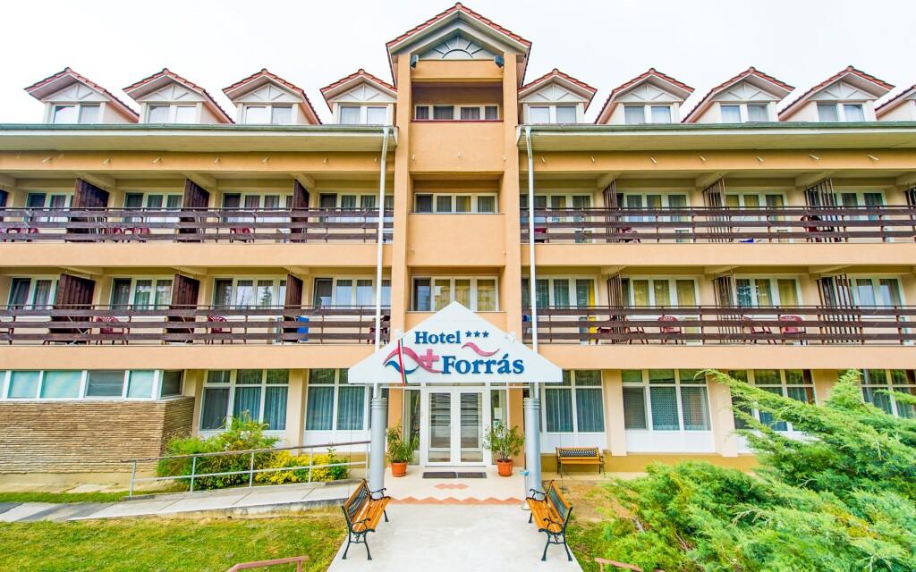 Hotel Forrás *** Zalakaros
