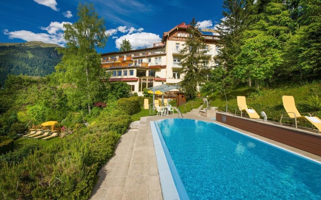 Pobyt v Hoteli Alpenblick vám spríjemní wellness a bazén