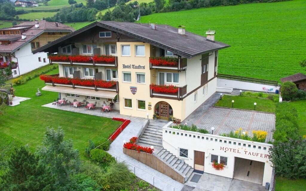 Vydajte sa na dovolenku do príjemného hotela Taufers