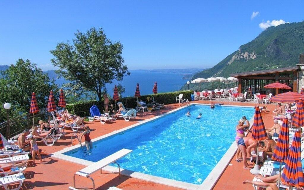 Dovolenka v hoteli La Rotonda pri Lago di Garda