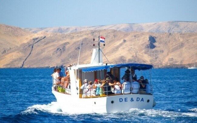 Zažijte skvělou plavbu po moři a staňte se na chvíli nadšenými námořníky