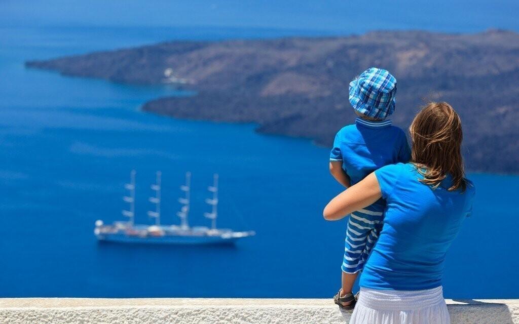 Ubytovanie s terasou a výhľadom na more - ideálne pre rodinnú dovolenku