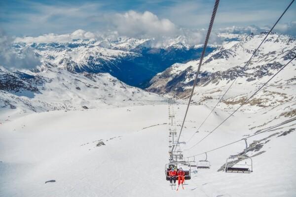 Gastein  ski areál