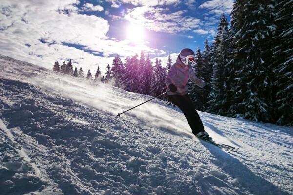 Ski resort Loser Altaussee