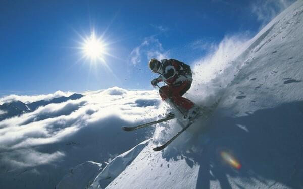 Ski resort Vrátna Malá Fatra