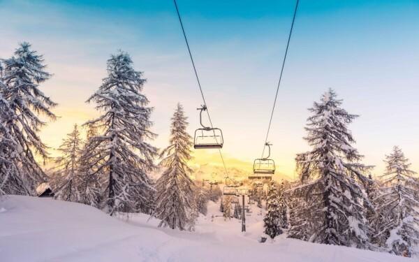 Ski resort Jenner – Königssee