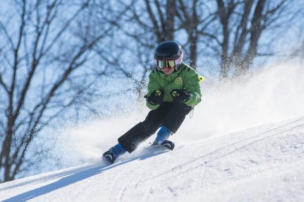 Ski areál Belveder