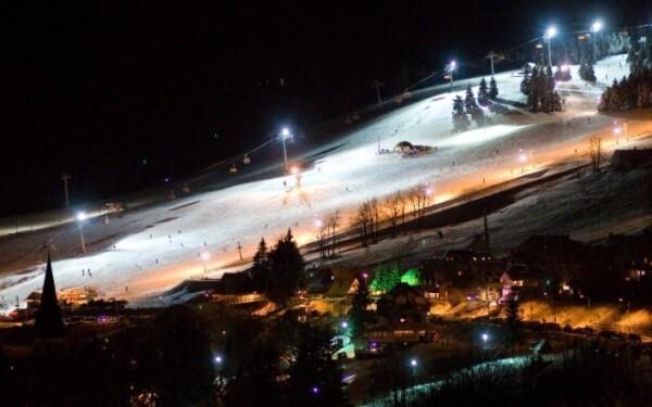 Ski resort Czarna Góra
