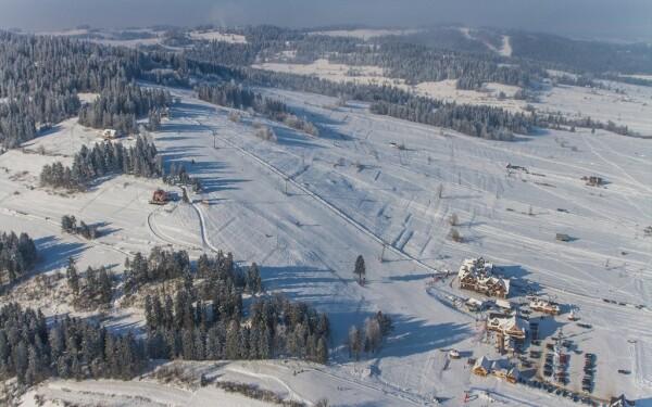 Ski areály v Białka Tatrzańska