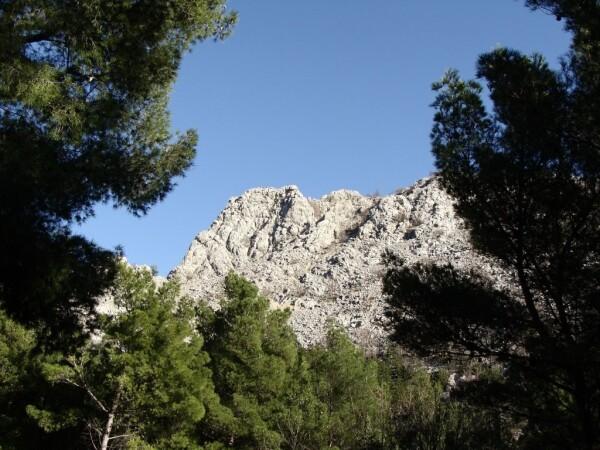 Národný park Paklenica
