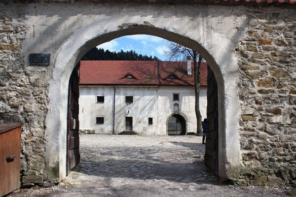 Muzeum Červený klášter