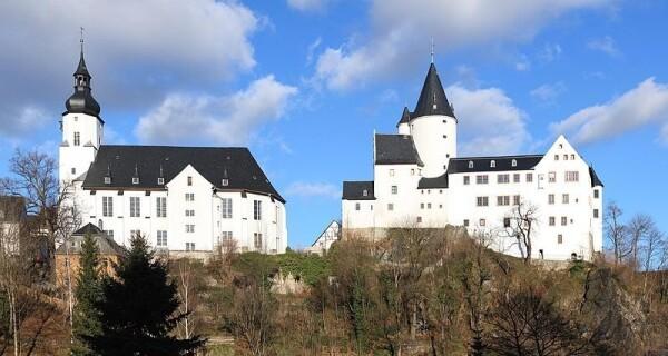 Zámok Schwarzenberg