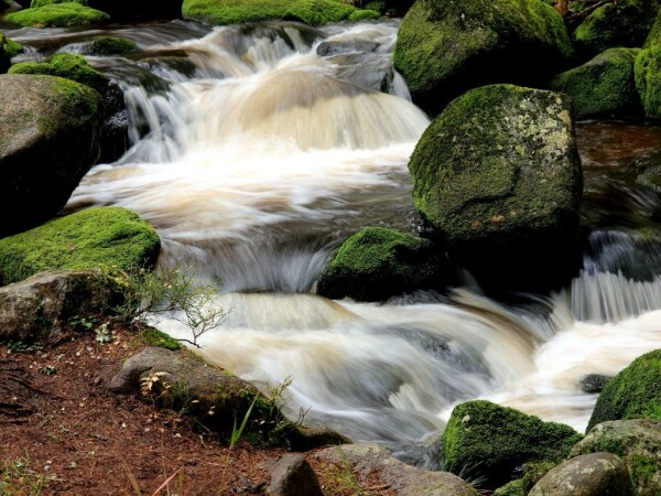 Vodopád Veľký Štolpich