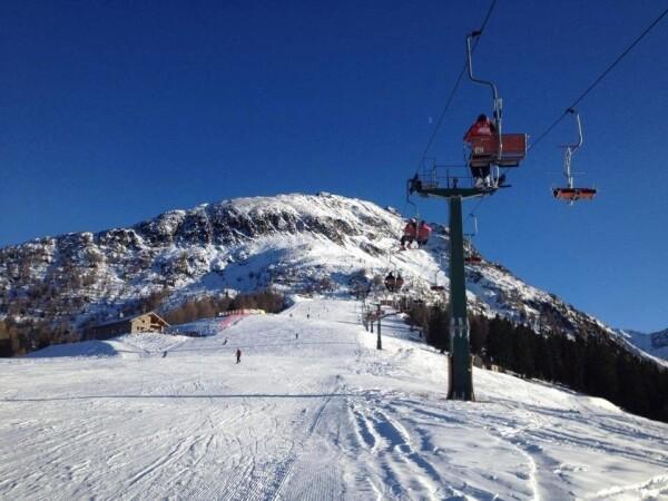 Lyžařské středisko Aprica