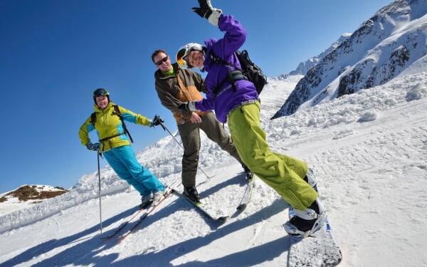 Ski resort Grebenzen - St. Lambrecht