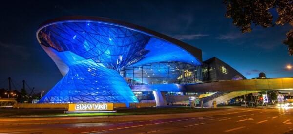 BMW muzeum v Mnichově