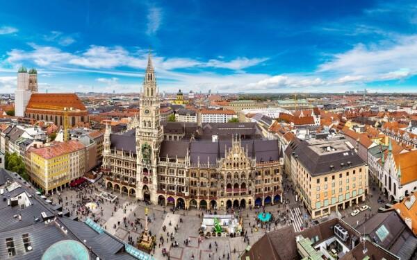 Muzea v Mnichově