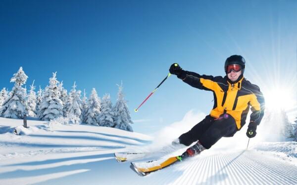 Ski areál Martinky