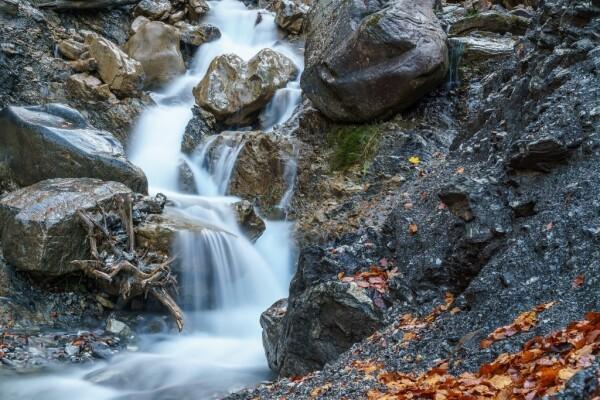 Gunsterské vodopády