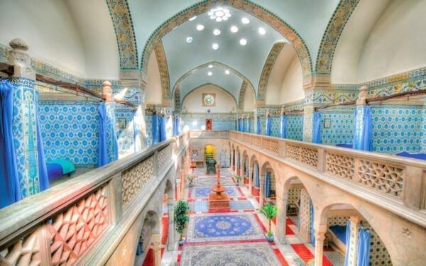 Turecké kúpele Hammamm a Sina