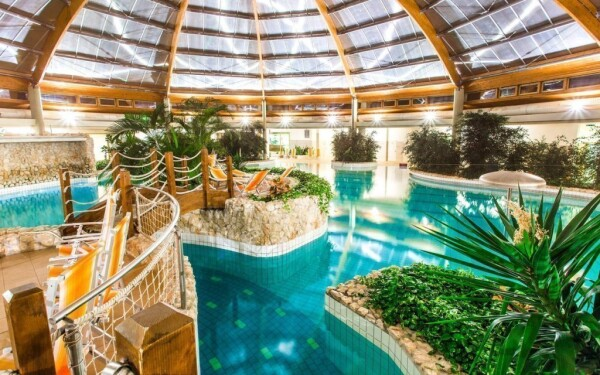 St. Gotthard Spa & Wellness