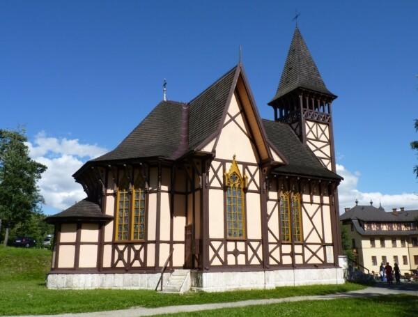 Kostel Starý Smokovec