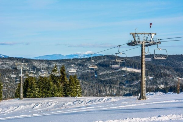 Ski areál ORAVA SNOW