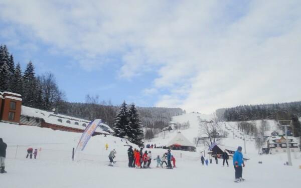 Ski resort Černá Hora - Pec