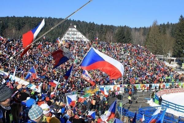 Vysočina arena a SKI Harusák