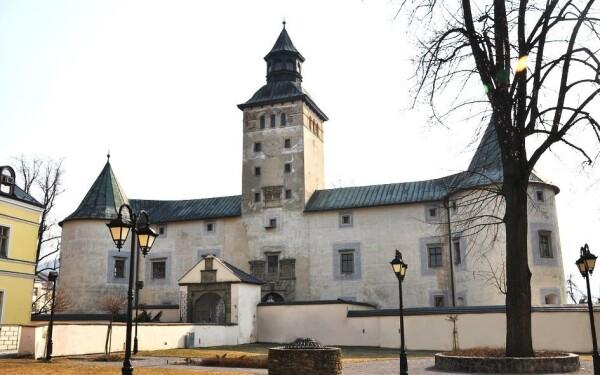 Zámek a Sobášný palác v Bytči