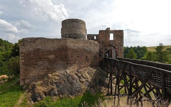 Zrúcanina hradu Krakovec