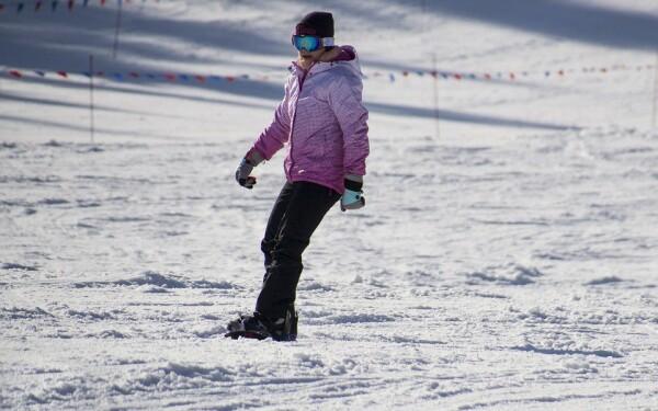 Ski areál Vrbno pod Pradědem