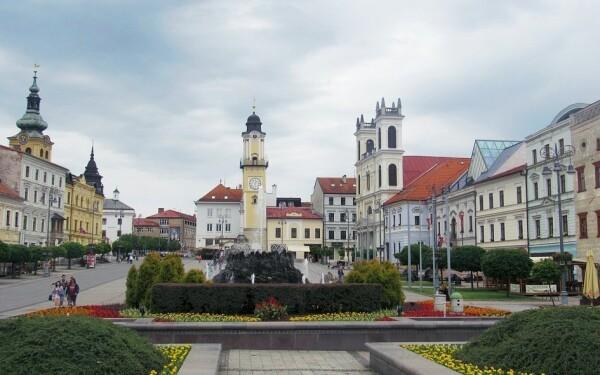 Náměstí SNP (Banská Bystrica)