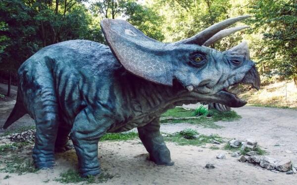 Dinopark Szklarska Poręba