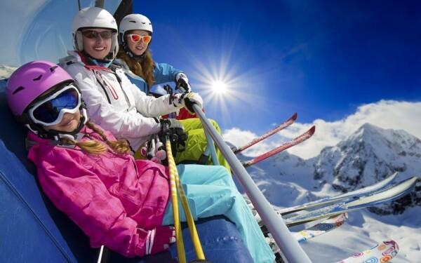 Ski areál Schladming